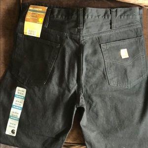 Straight Colored Denim Carhartt Jeans